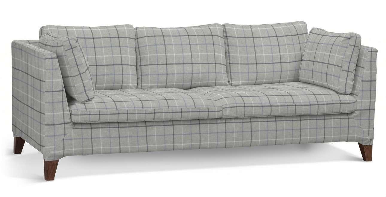 Pokrowiec na sofę Stockholm 3-osobową w kolekcji Edinburgh, tkanina: 703-18