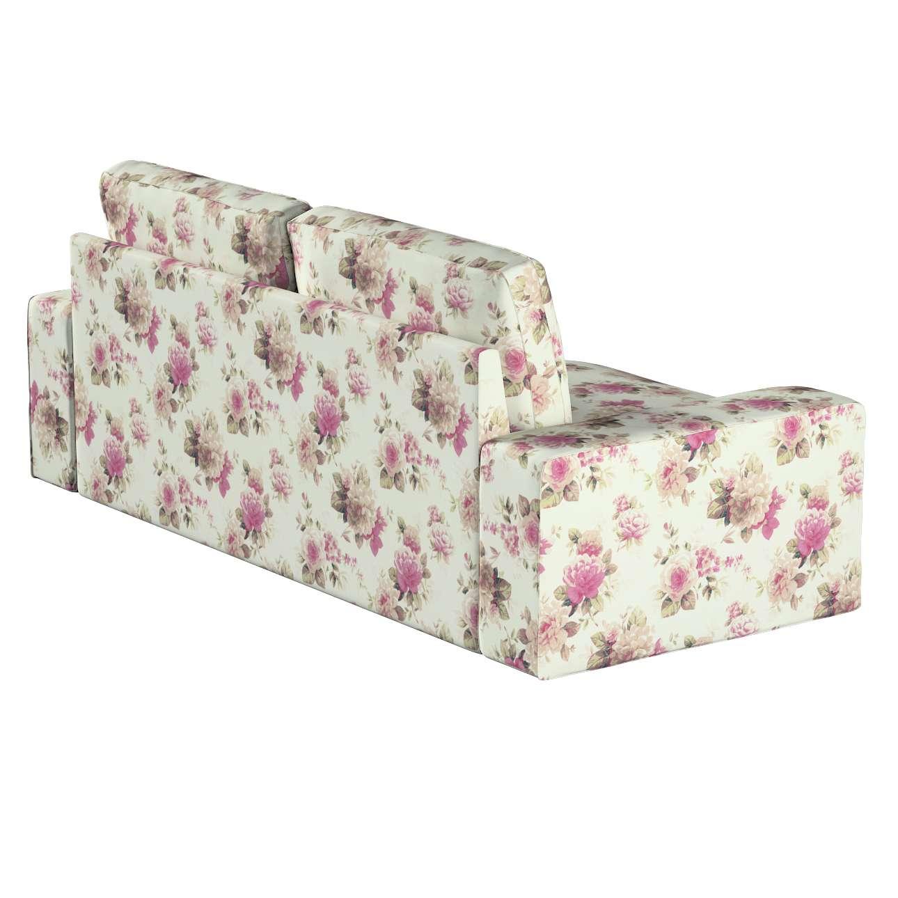 Pokrowiec na sofę Kivik 3-osobową, rozkładaną w kolekcji Londres, tkanina: 141-07