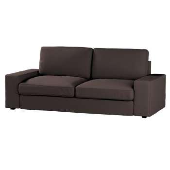 Pokrowiec na sofę Kivik 3-osobową, rozkładaną Sofa Kivik 3-osobowa rozkładana w kolekcji Cotton Panama, tkanina: 702-03