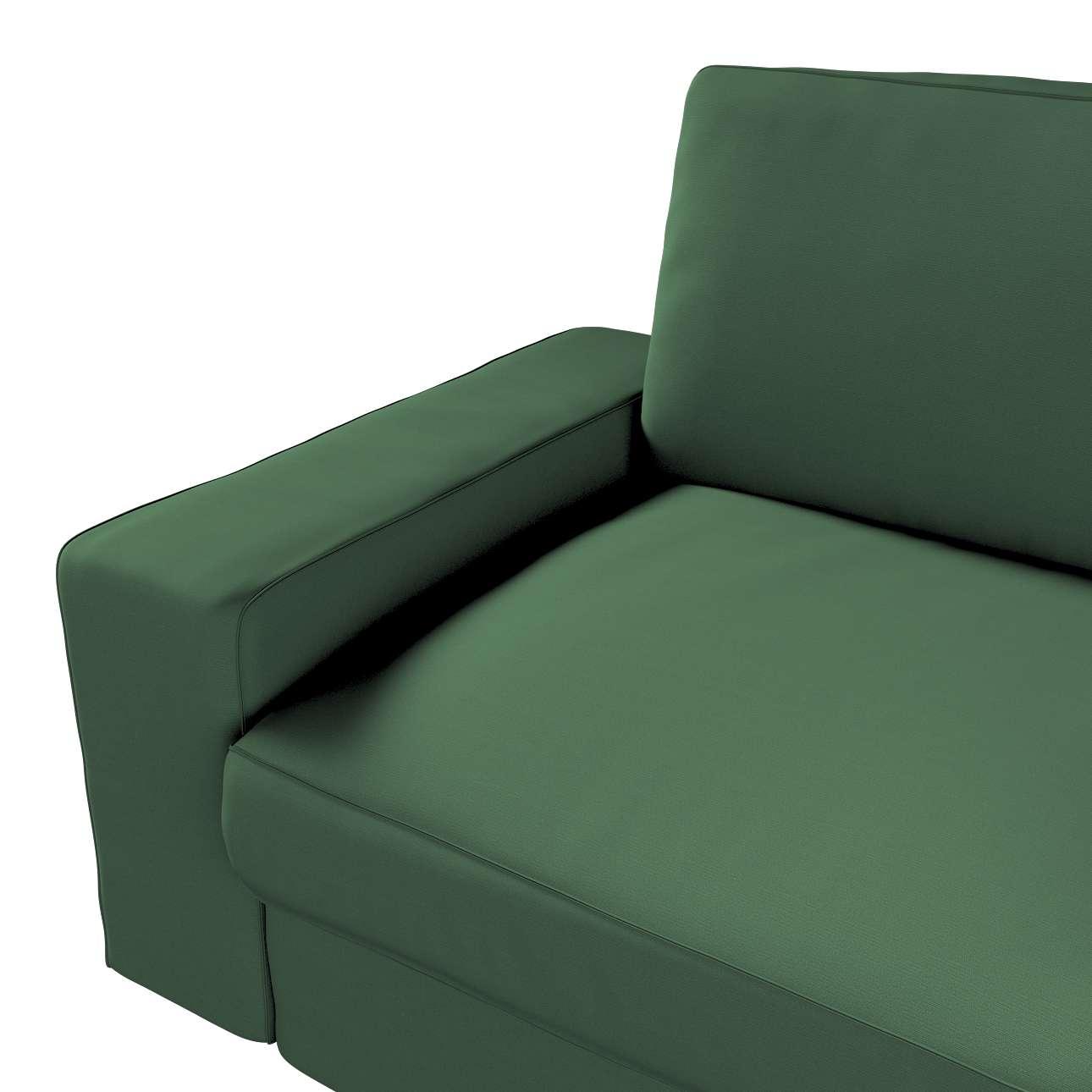 Poťah na sedačku Kivik 3-os., rozkladacia V kolekcii Cotton Panama, tkanina: 702-06
