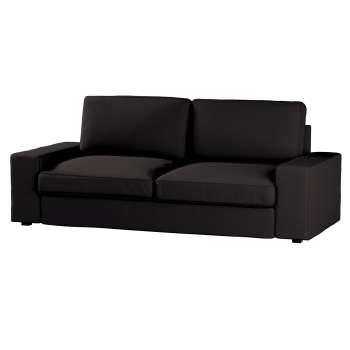 Pokrowiec na sofę Kivik 3-osobową, rozkładaną Sofa Kivik 3-osobowa rozkładana w kolekcji Cotton Panama, tkanina: 702-09