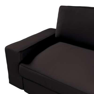 IKEA klädsel Kivik 3-sits bäddsoffa i kollektionen Panama Cotton, Tyg: 702-09