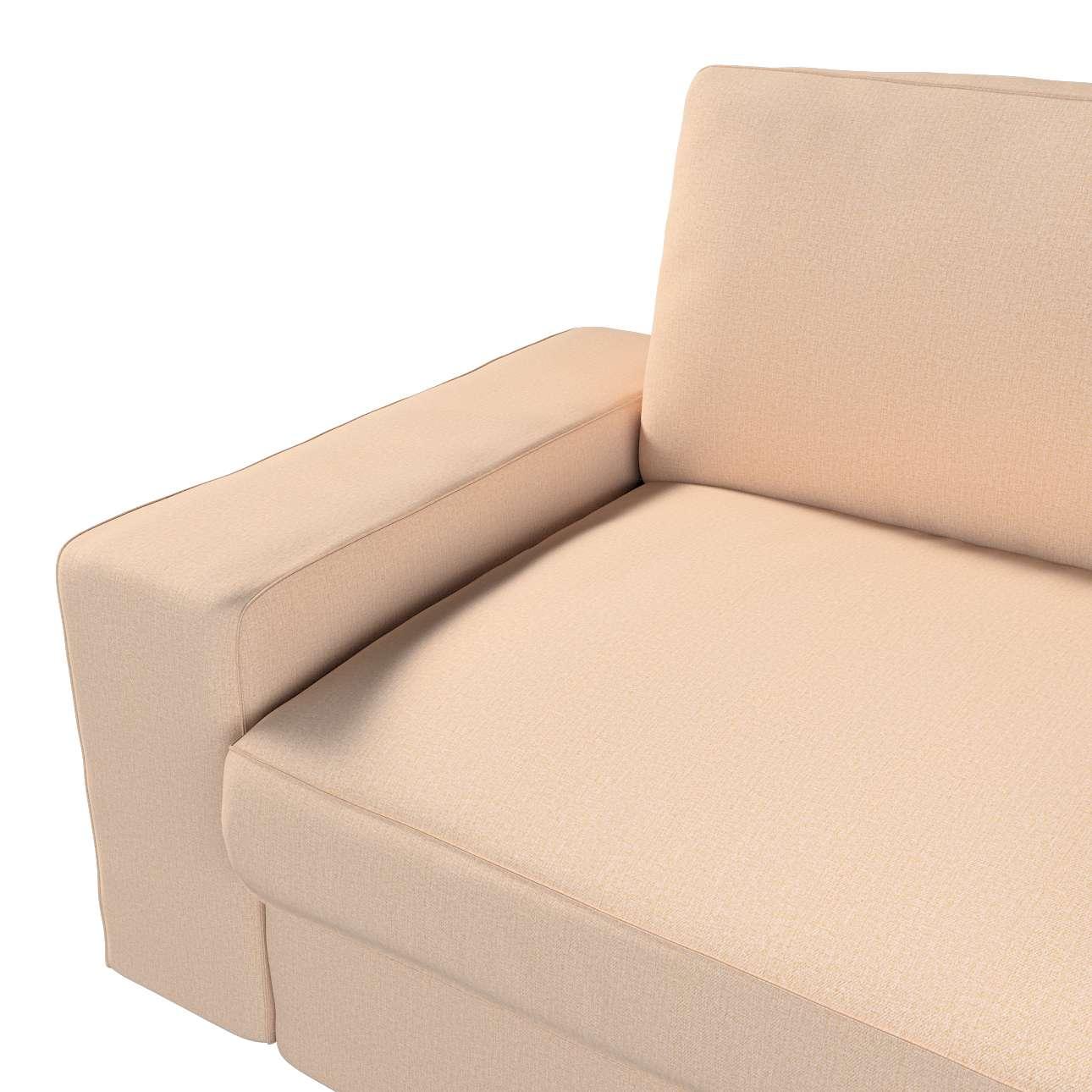 Poťah na sedačku Kivik 3-os., rozkladacia V kolekcii Edinburg, tkanina: 115-78