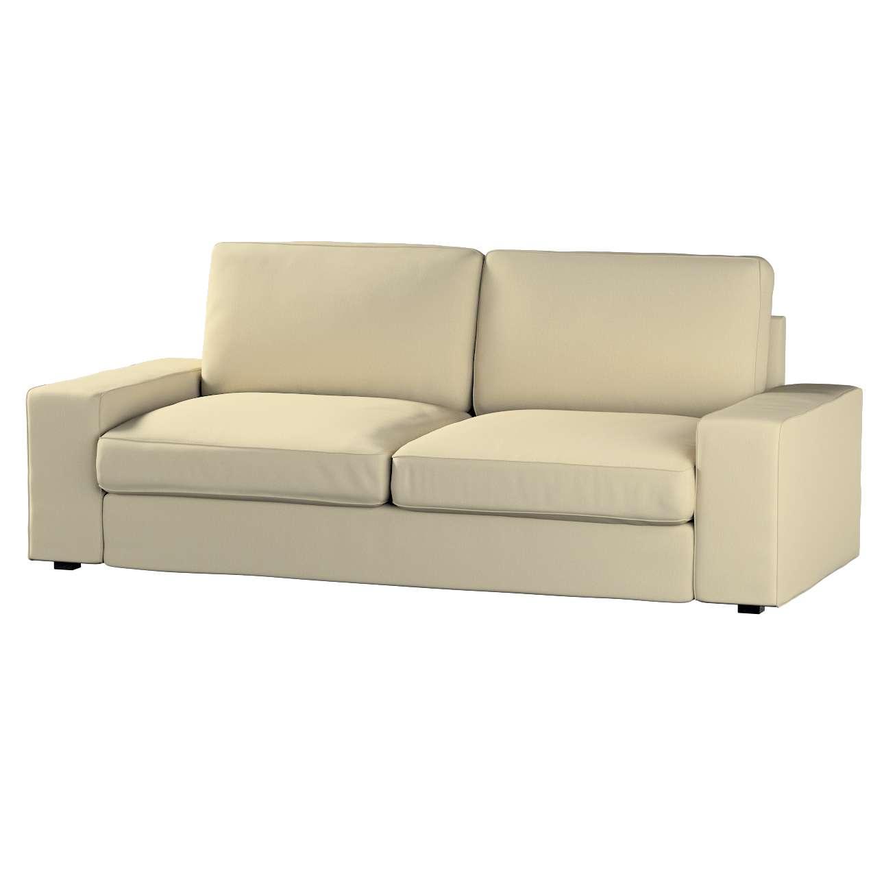Pokrowiec na sofę Kivik 3-osobową, rozkładaną Sofa Kivik 3-osobowa rozkładana w kolekcji Chenille, tkanina: 702-22