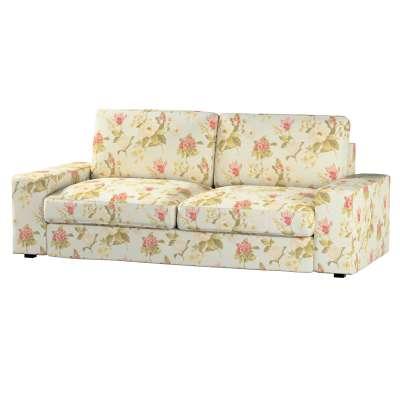 Pokrowiec na sofę Kivik 3-osobową, rozkładaną w kolekcji Londres, tkanina: 123-65