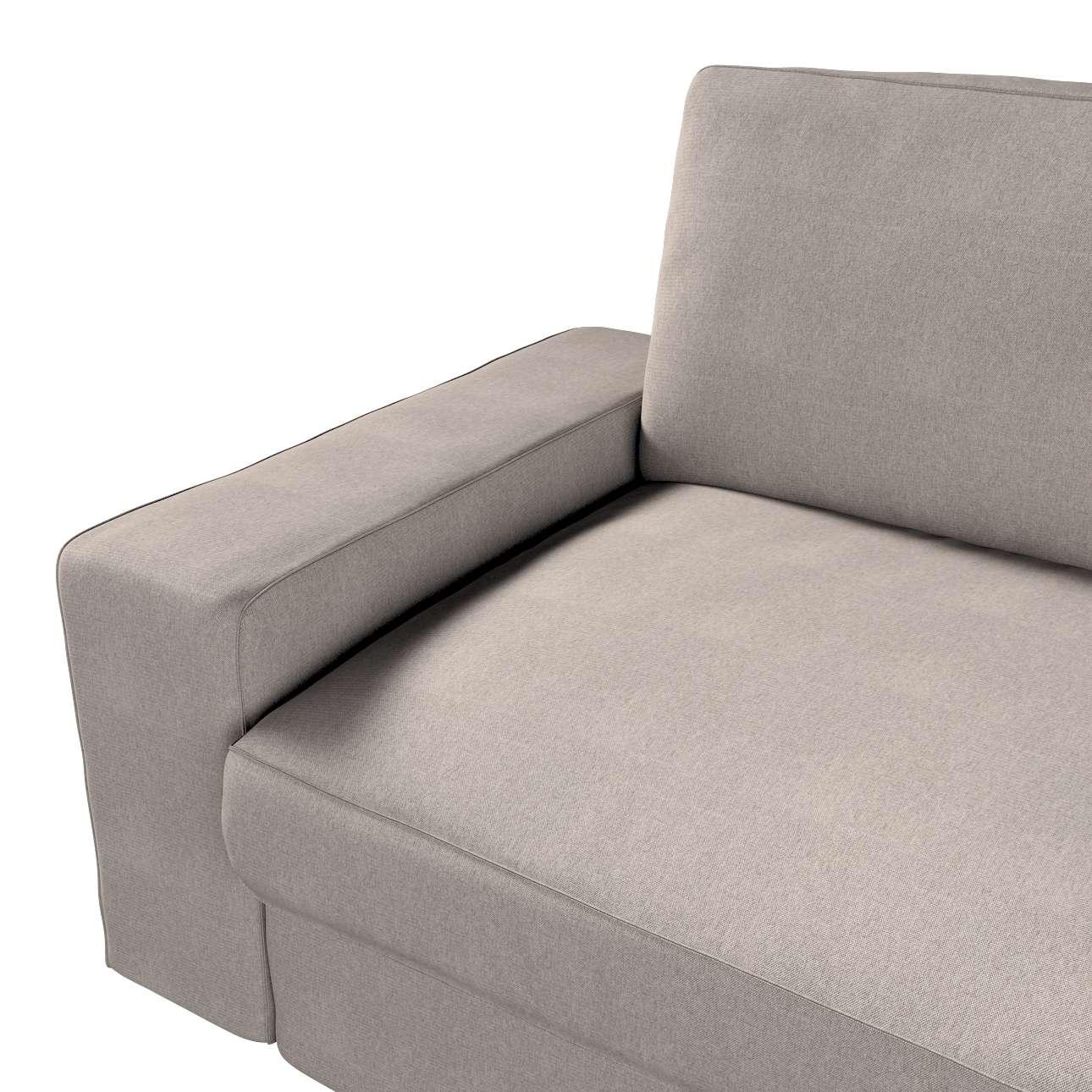 Pokrowiec na sofę Kivik 3-osobową, rozkładaną w kolekcji Etna, tkanina: 705-09