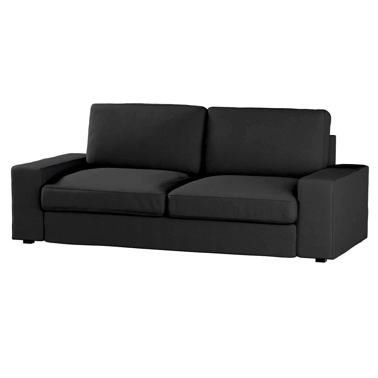 Pokrowiec na sofę Kivik 3-osobową, rozkładaną Sofa Kivik 3-osobowa rozkładana w kolekcji Etna , tkanina: 705-00