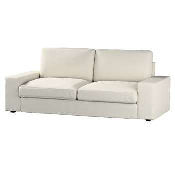 Pokrowiec na sofę Kivik 3-osobową, rozkładaną Sofa Kivik 3-osobowa rozkładana w kolekcji Cotton Panama, tkanina: 702-31