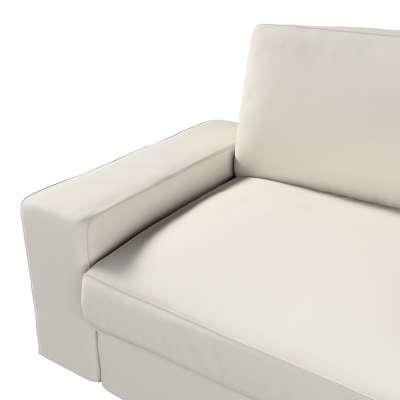Poťah na sedačku Kivik 3-os., rozkladacia V kolekcii Cotton Panama, tkanina: 702-31