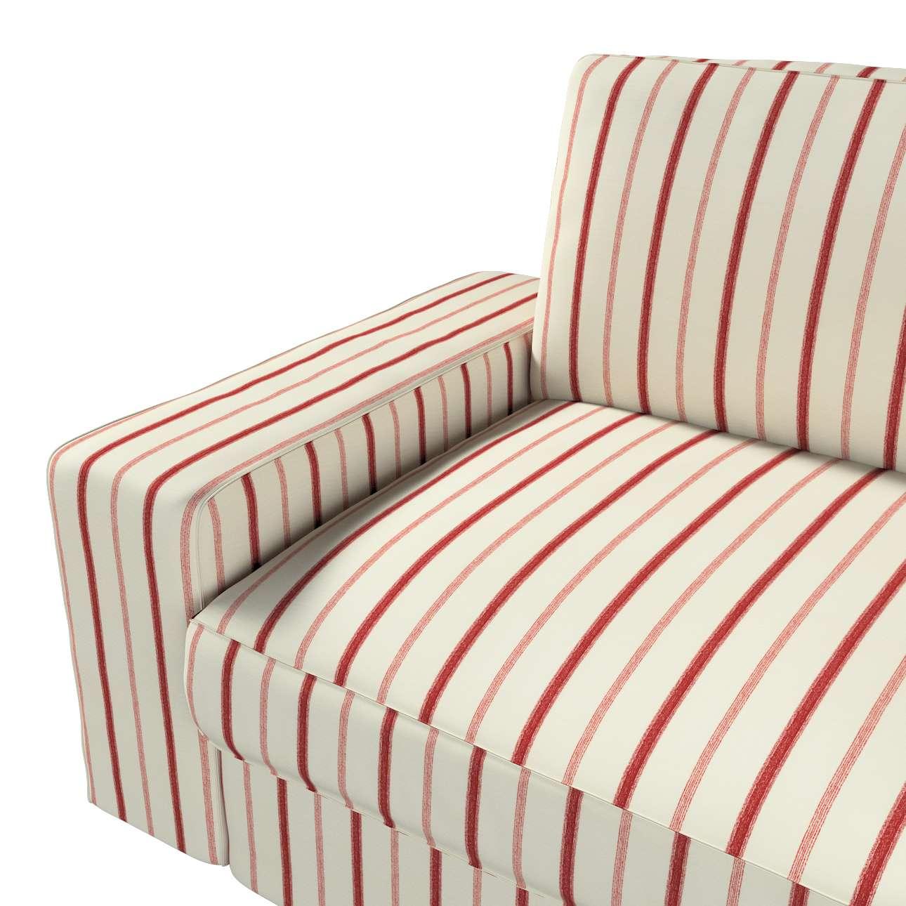 Pokrowiec na sofę Kivik 3-osobową, rozkładaną w kolekcji Avinon, tkanina: 129-15