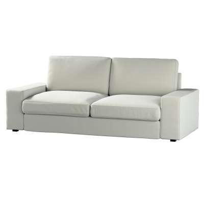 Pokrowiec na sofę Kivik 3-osobową, rozkładaną w kolekcji Ingrid, tkanina: 705-41