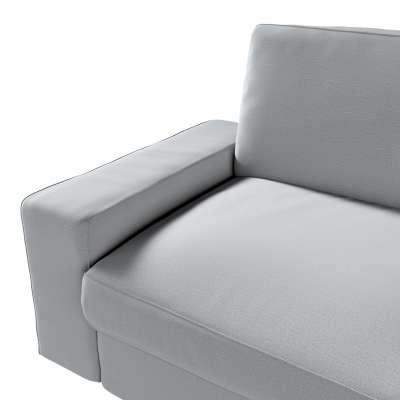 Pokrowiec na sofę Kivik 3-osobową, rozkładaną w kolekcji Ingrid, tkanina: 705-42