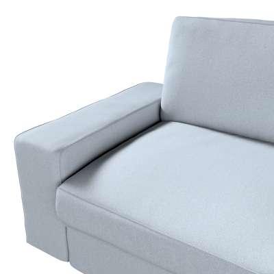 Pokrowiec na sofę Kivik 3-osobową, rozkładaną w kolekcji Amsterdam, tkanina: 704-46