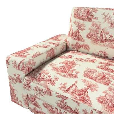Pokrowiec na sofę Kivik 3-osobową, rozkładaną w kolekcji Avinon, tkanina: 132-15