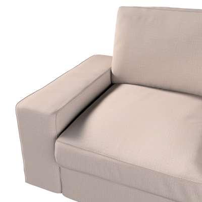 Pokrowiec na sofę Kivik 3-osobową, rozkładaną w kolekcji Living, tkanina: 160-85