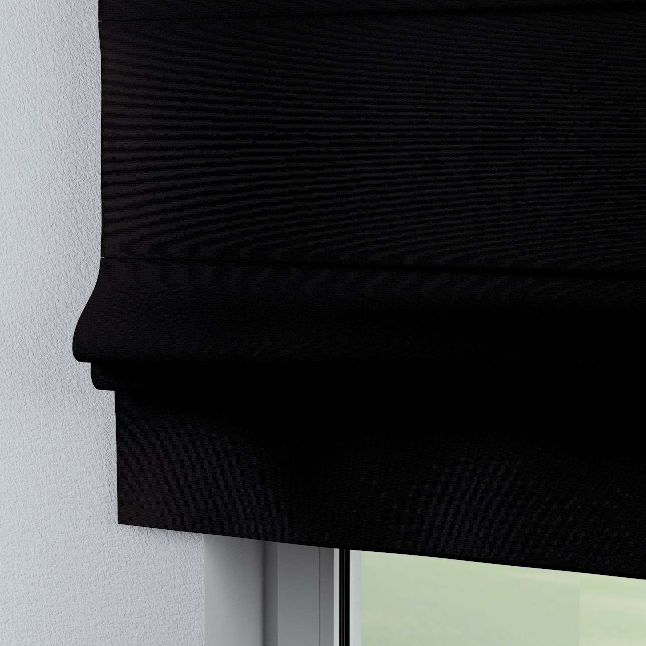 vouwgordijn Padva 80 x 170 cm van de collectie Cotton Panama, Stof: 702-09