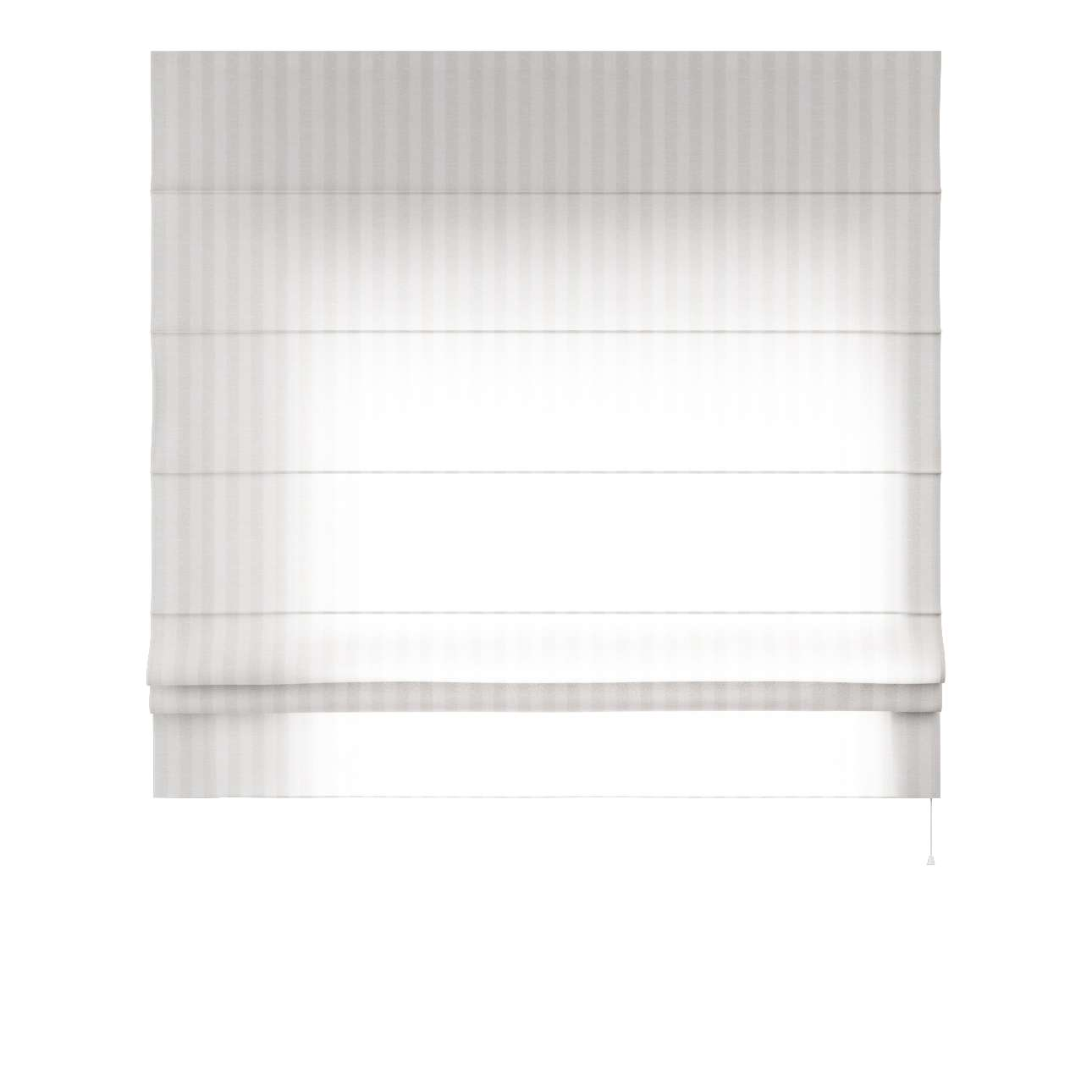Foldegardin Paris<br/>Med lige flæse 80 x 170 cm fra kollektionen Linen, Stof: 392-03