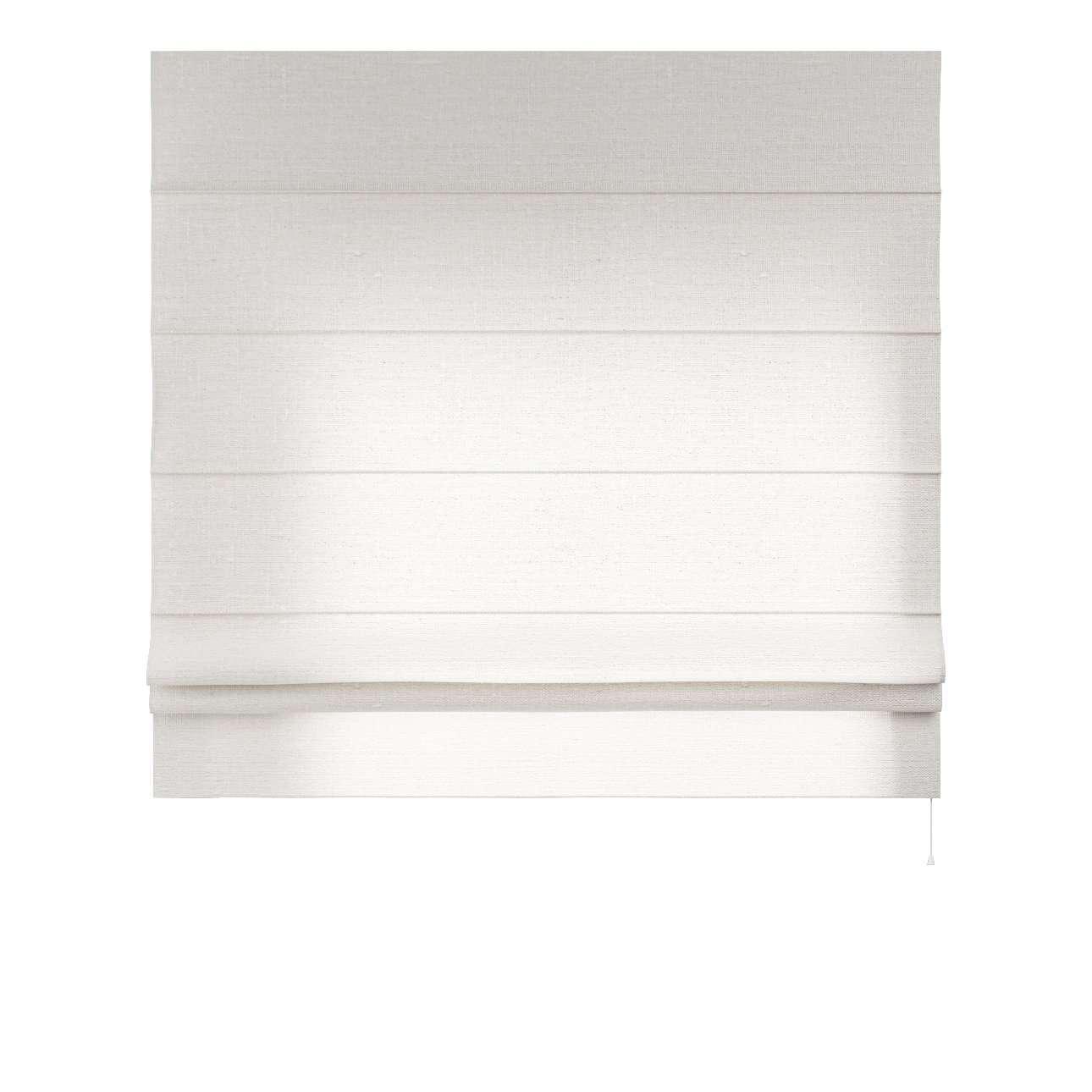 Foldegardin Paris<br/>Med lige flæse 80 x 170 cm fra kollektionen Linen, Stof: 392-04