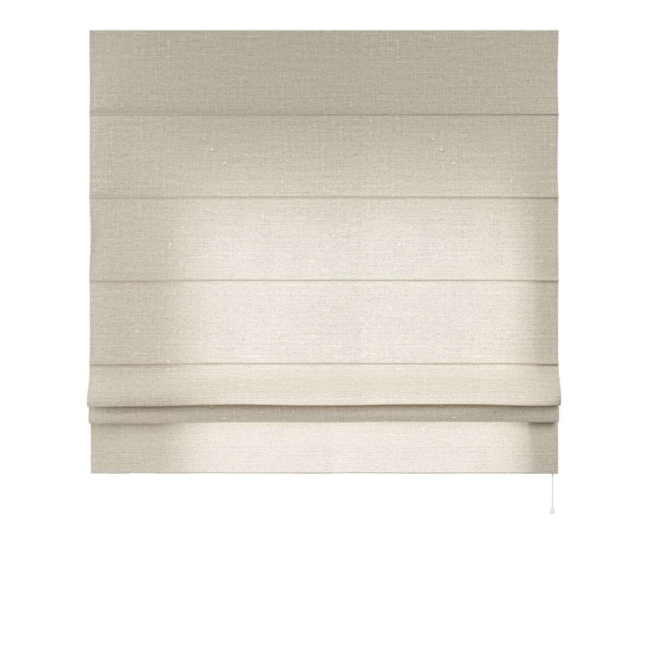 Raffrollo Padva 80 x 170 cm von der Kollektion Leinen, Stoff: 392-05