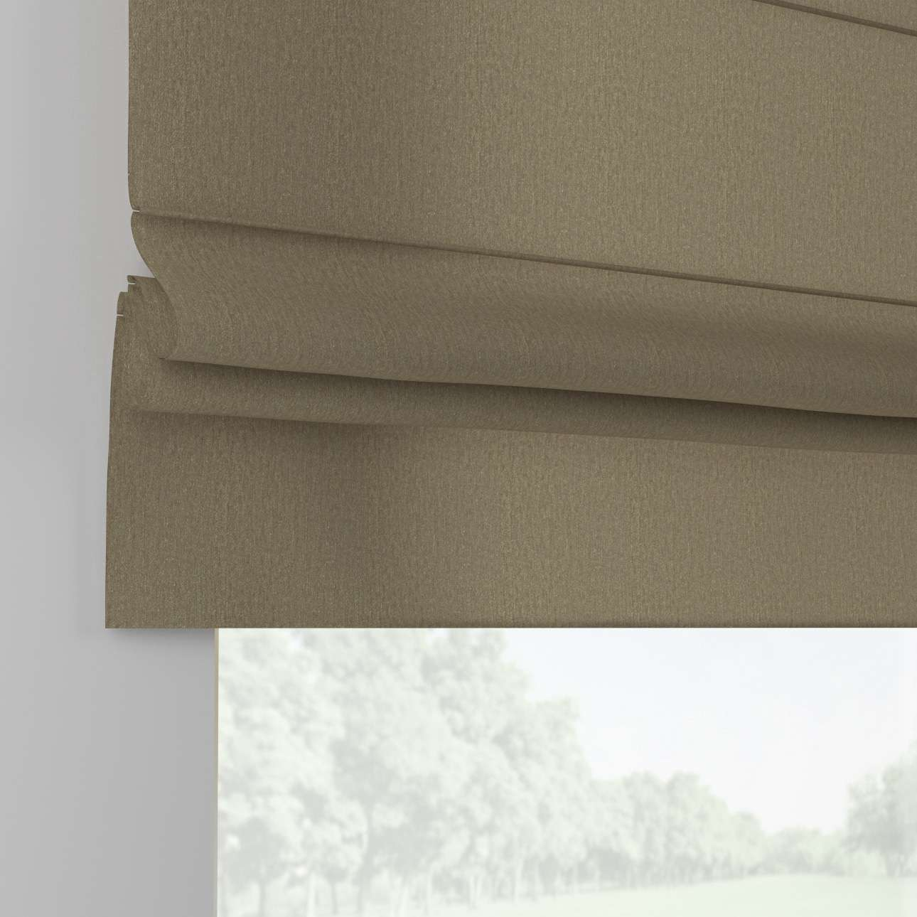 Padva roman blind  80 x 170 cm (31.5 x 67 inch) in collection Chenille, fabric: 702-21