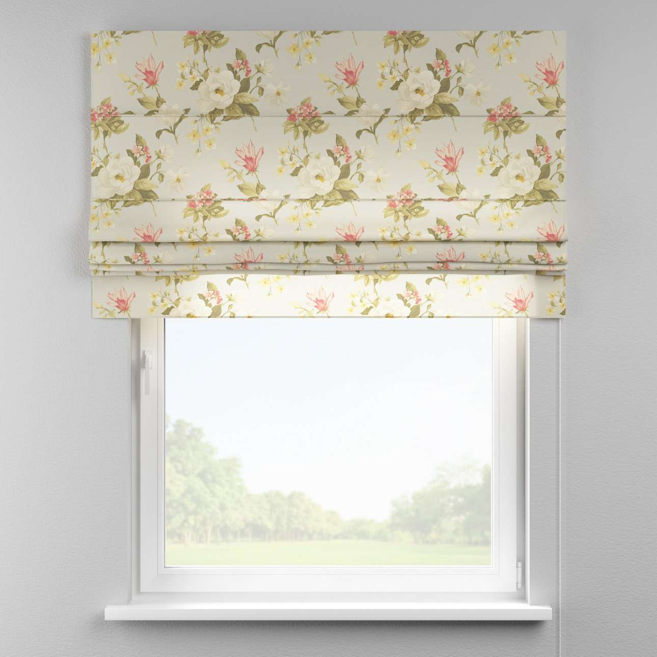 Padva roman blind  80 × 170 cm (31.5 × 67 inch) in collection Londres, fabric: 123-65