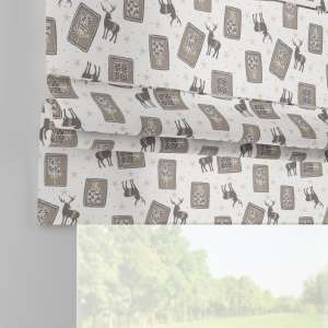 Padva roman blind  80 x 170 cm (31.5 x 67 inch) in collection Nordic, fabric: 630-10