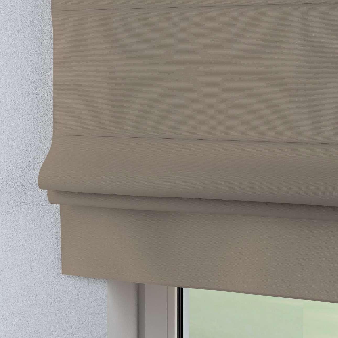 Liftgardin Paris<br/>Med rett volang 80 x 170 cm fra kolleksjonen Cotton Panama, Stoffets bredde: 702-28