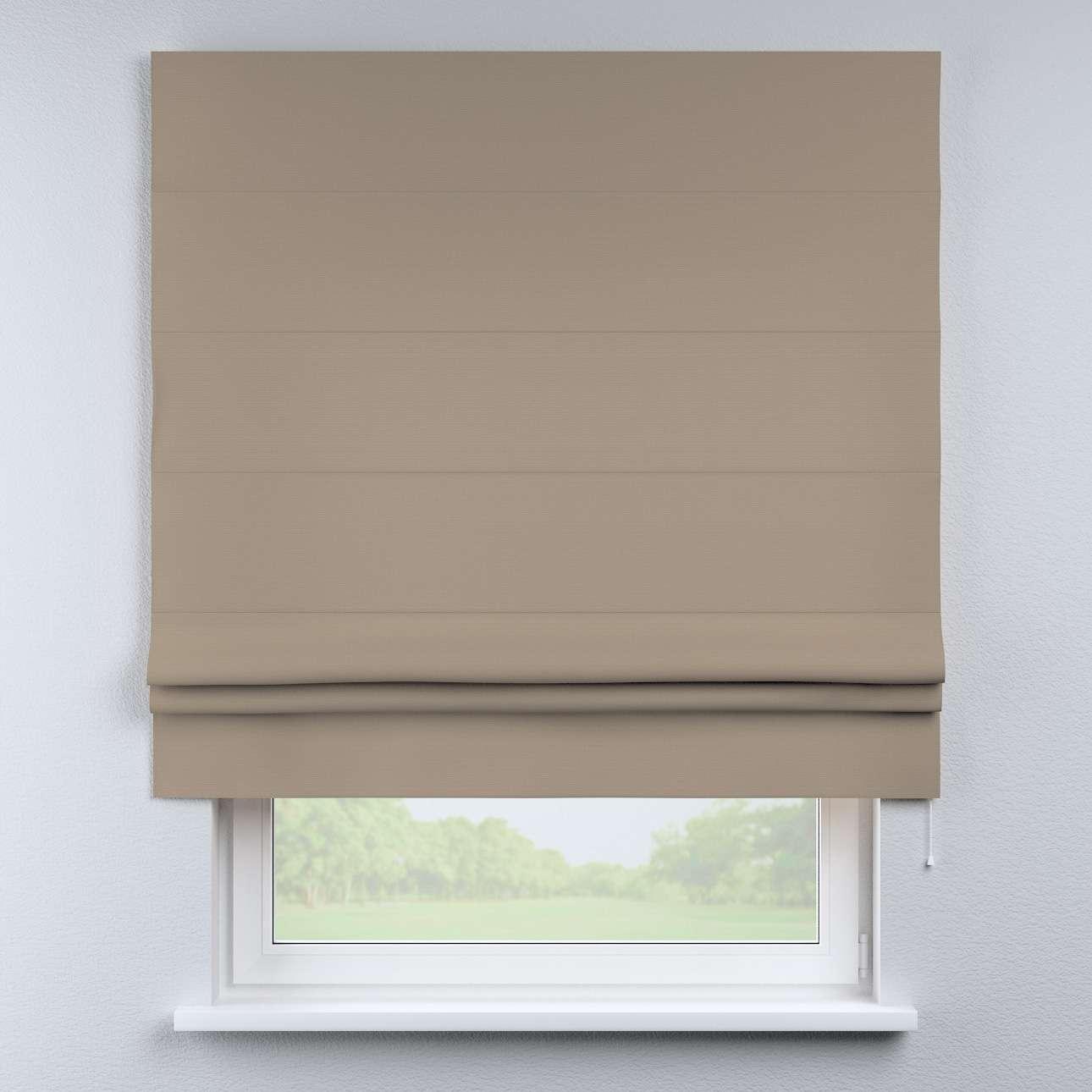 Foldegardin Paris<br/>Med lige flæse 80 × 170 cm fra kollektionen Cotton Panama, Stof: 702-28