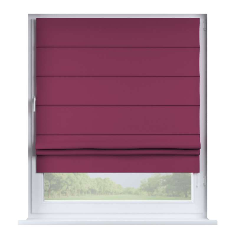 Padva roman blind in collection Panama Cotton, fabric: 702-32