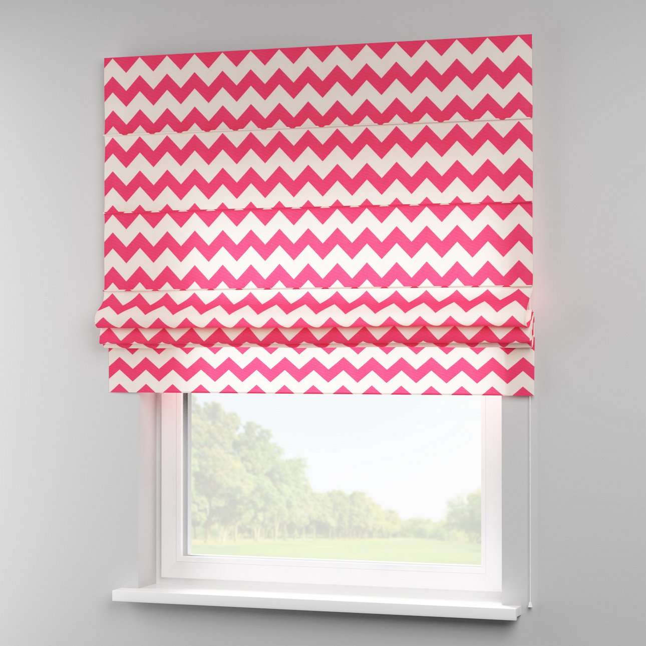 Padva roman blind  80 × 170 cm (31.5 × 67 inch) in collection Comics/Geometrical, fabric: 135-00