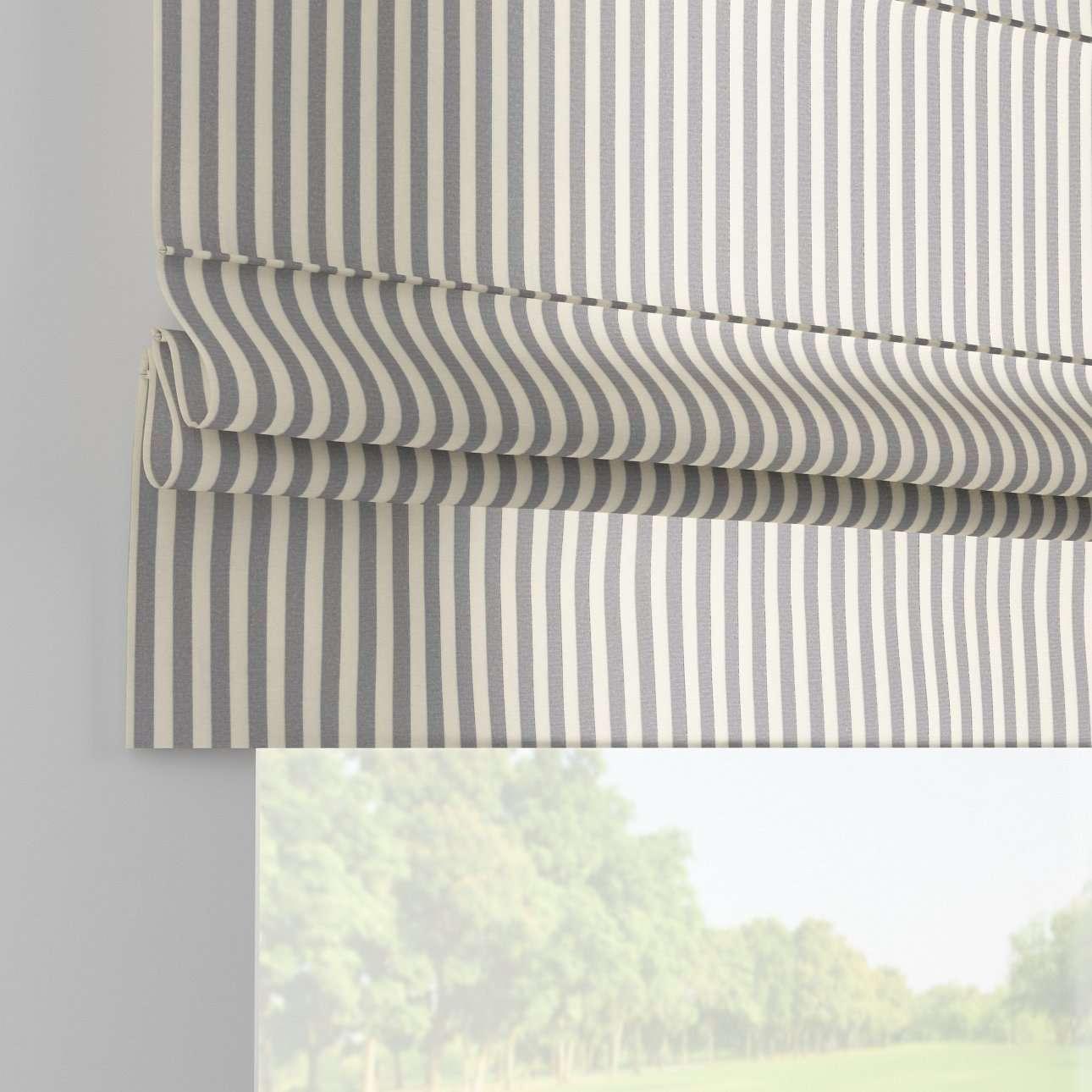 Liftgardin Paris<br/>Med rett volang 80 × 170 cm fra kolleksjonen Quadro, Stoffets bredde: 136-02