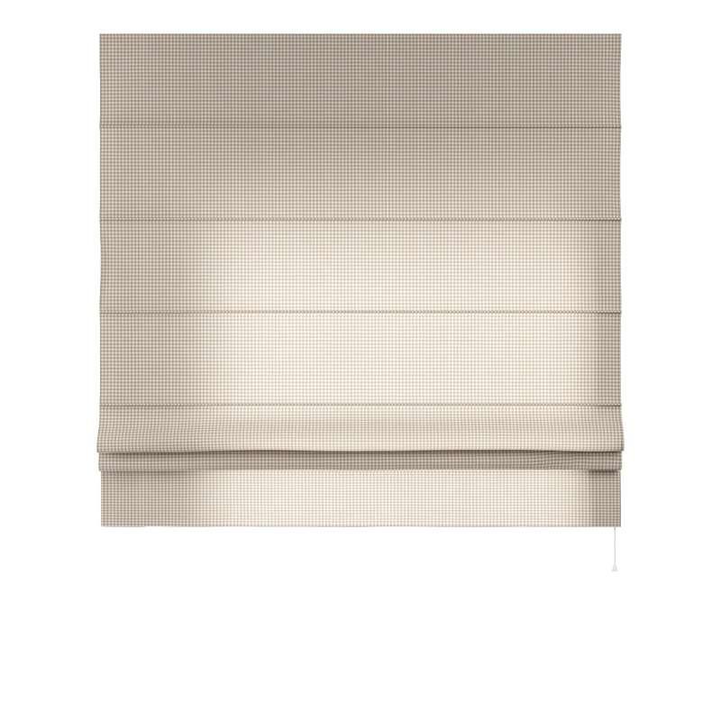 Padva roman blind in collection Quadro, fabric: 136-05