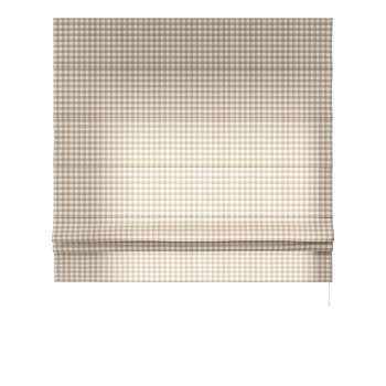 Liftgardin Paris<br/>Med rett volang 80 × 170 cm fra kolleksjonen Quadro, Stoffets bredde: 136-06