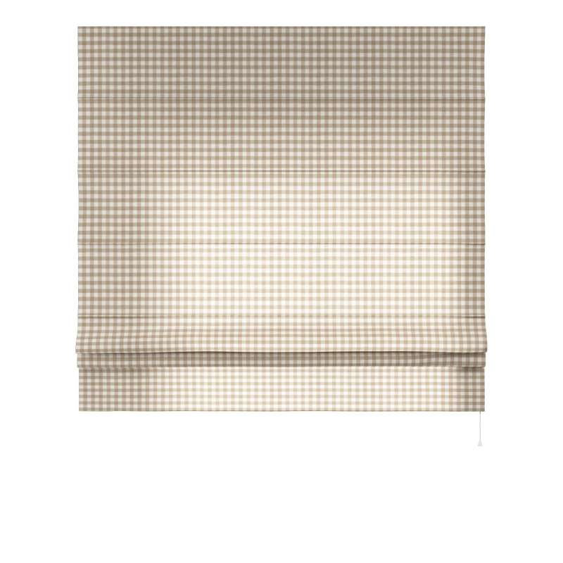 Padva roman blind in collection Quadro, fabric: 136-06