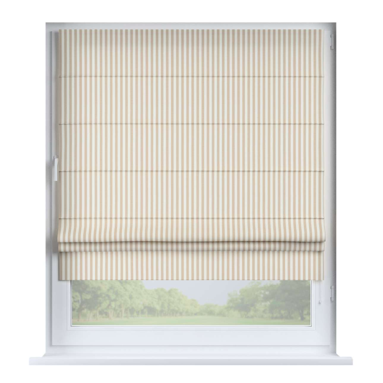 Padva roman blind  80 x 170 cm (31.5 x 67 inch) in collection Quadro, fabric: 136-07
