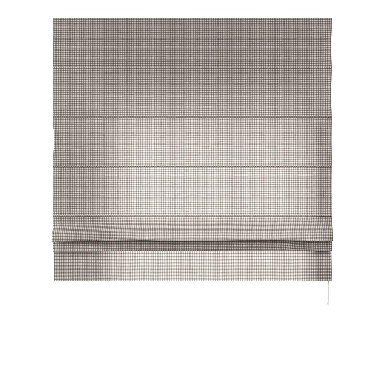 Liftgardin Paris<br/>Med rett volang 80 x 170 cm fra kolleksjonen Quadro, Stoffets bredde: 136-10