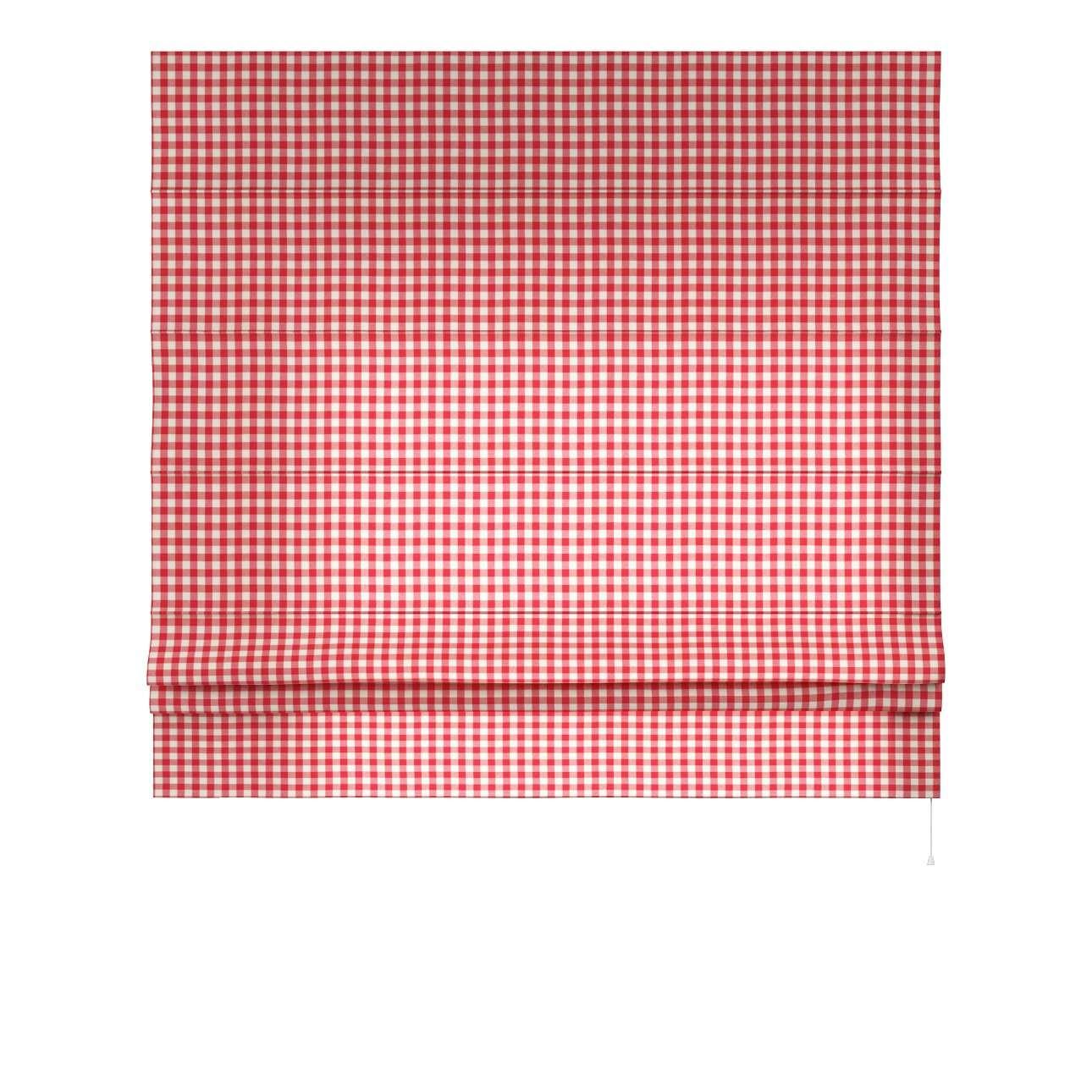 Liftgardin Paris<br/>Med rett volang 80 × 170 cm fra kolleksjonen Quadro, Stoffets bredde: 136-16