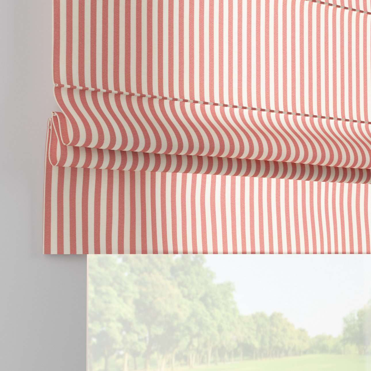 vouwgordijn Padva 80 × 170 cm van de collectie Quadro, Stof: 136-17