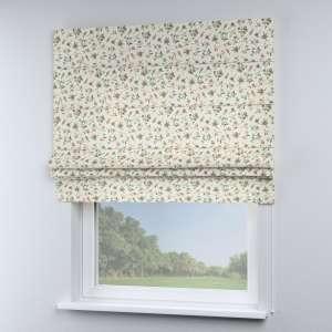Foldegardin Paris<br/>Med lige flæse 80 x 170 cm fra kollektionen Londres , Stof: 122-02