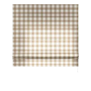 Liftgardin Paris<br/>Med rett volang 80 × 170 cm fra kolleksjonen Quadro, Stoffets bredde: 136-08
