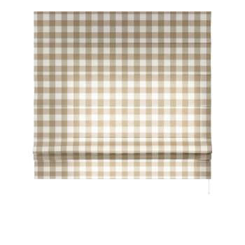 vouwgordijn Padva 80 x 170 cm van de collectie Quadro, Stof: 136-08