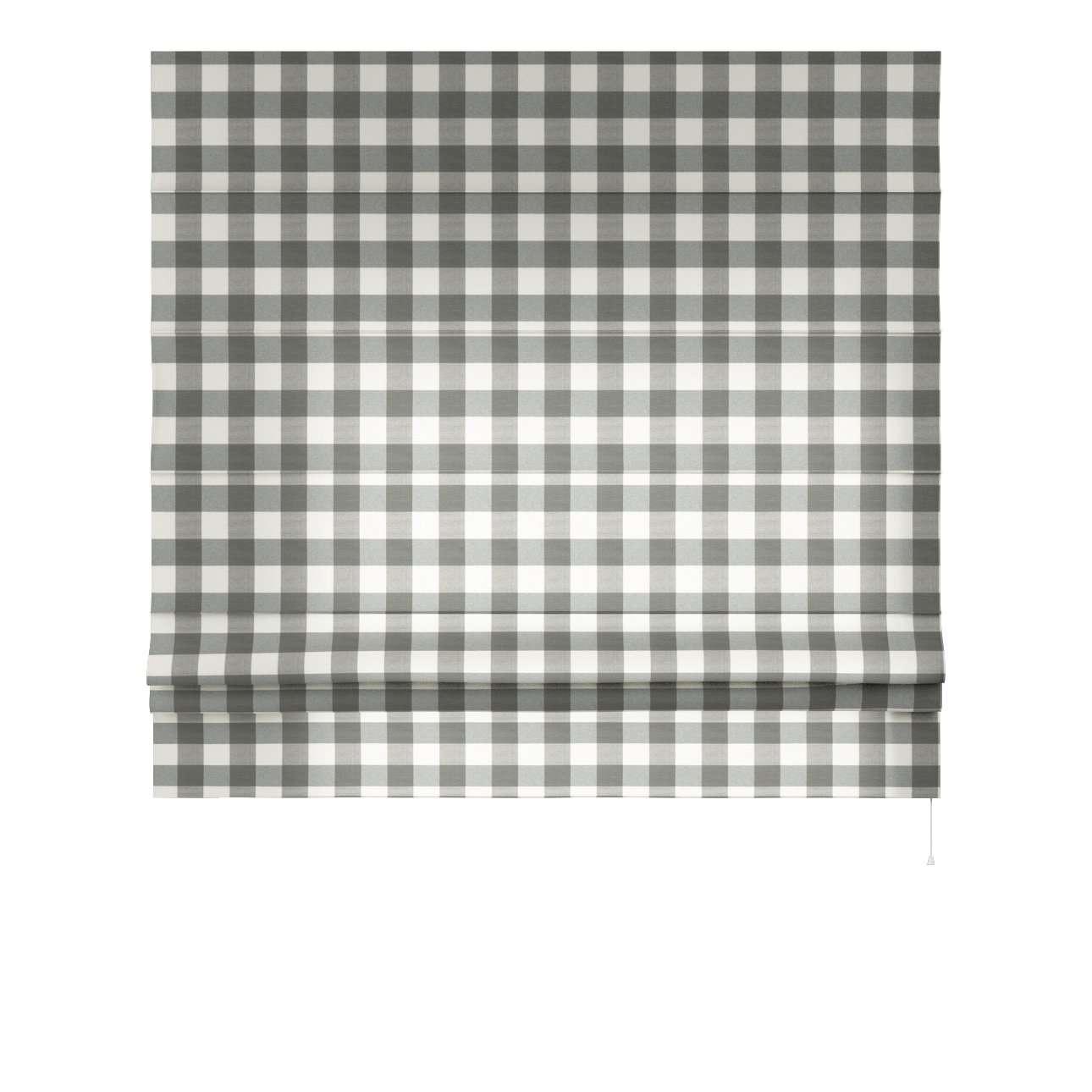 Raffrollo Padva 80 x 170 cm von der Kollektion Quadro, Stoff: 136-13