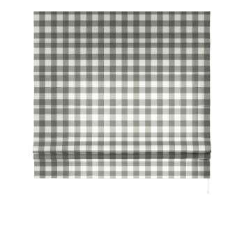 Liftgardin Paris<br/>Med rett volang 80 x 170 cm fra kolleksjonen Quadro, Stoffets bredde: 136-13