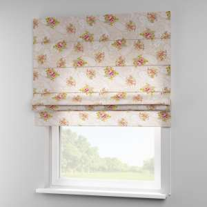 Padva roman blind  80 x 170 cm (31.5 x 67 inch) in collection Flowers, fabric: 311-15