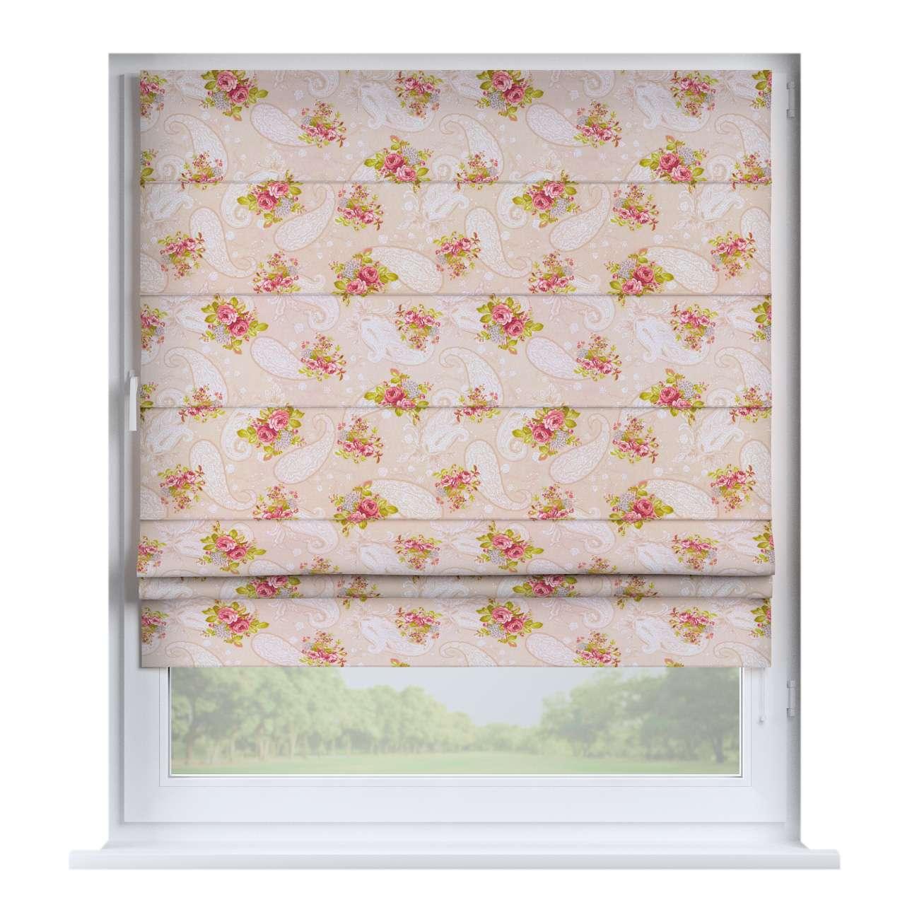 Liftgardin Paris<br/>Med rett volang 80 × 170 cm fra kolleksjonen Flowers, Stoffets bredde: 311-15