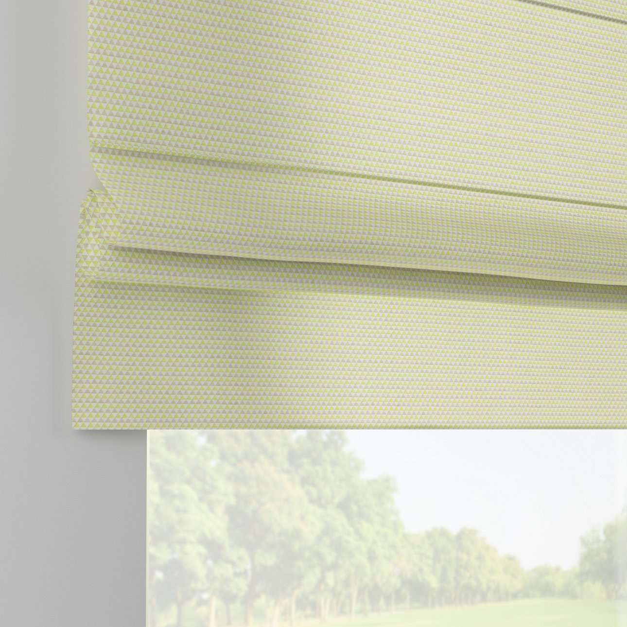 Padva roman blind  80 x 170 cm (31.5 x 67 inch) in collection Rustica, fabric: 140-34
