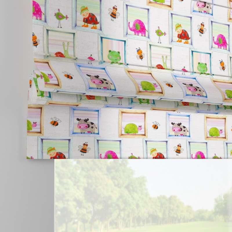 Liftgardin Paris<br/>Med rett volang fra kolleksjonen Little World, Stoffets bredde: 151-04