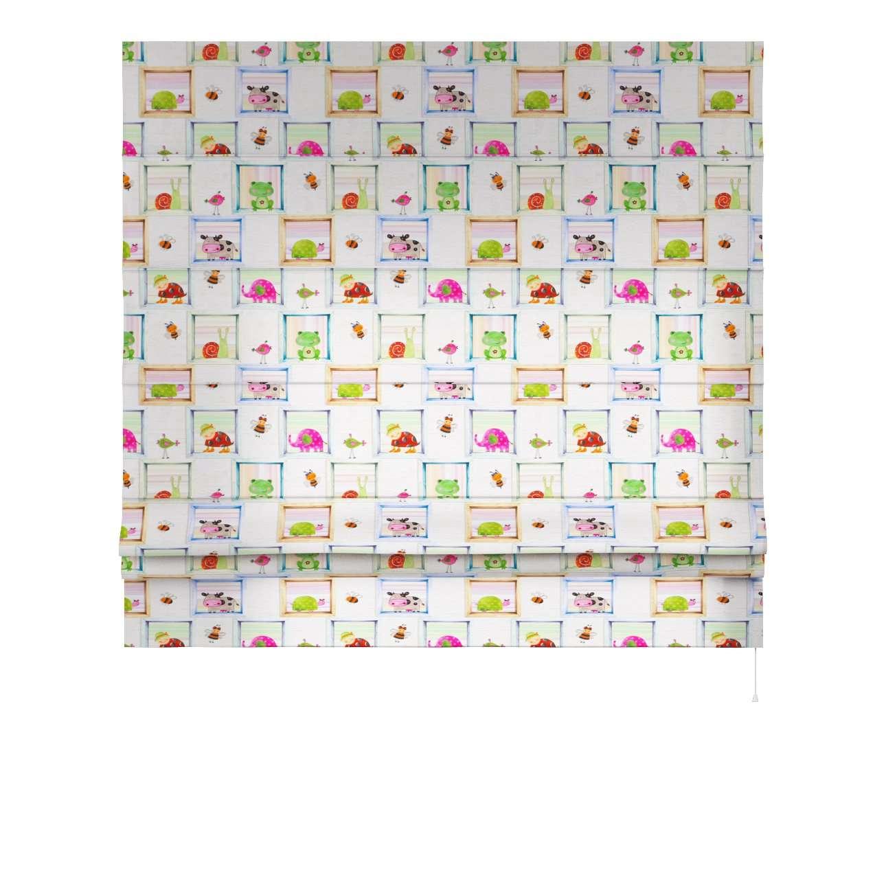 Vouwgordijn Padva van de collectie Little World, Stof: 151-04