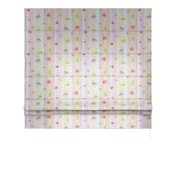 Foldegardin Paris<br/>Med lige flæse 80 × 170 cm fra kollektionen Apanona, Stof: 151-05