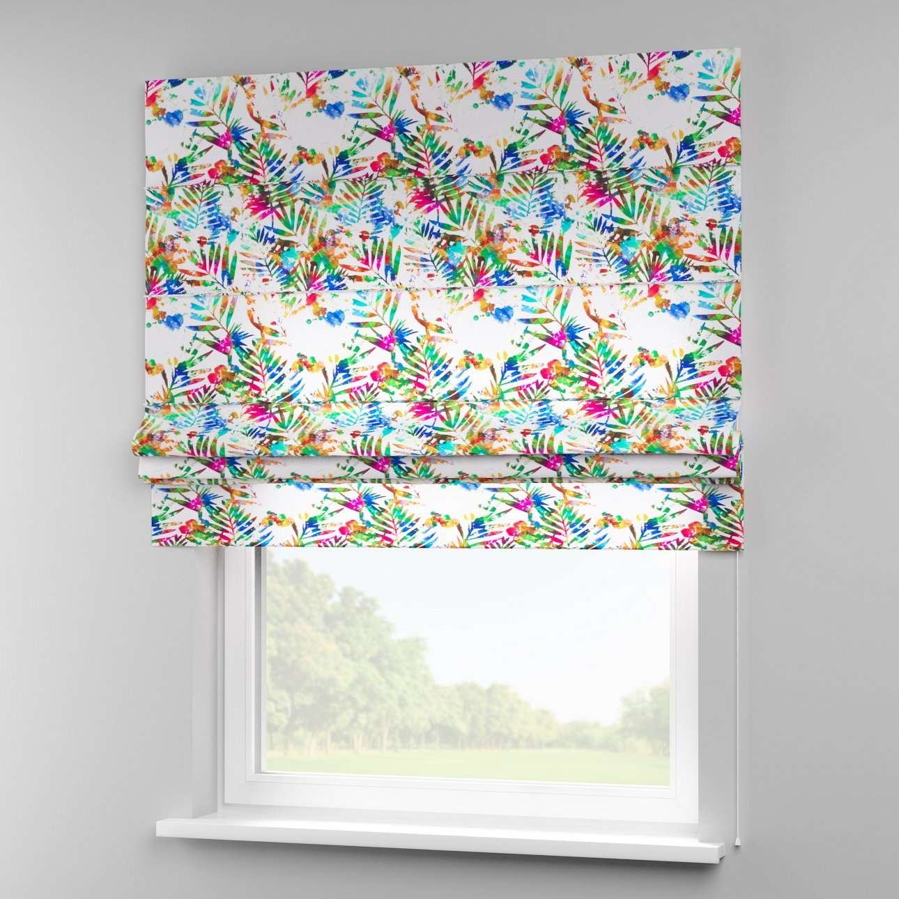 Padva roman blind  80 × 170 cm (31.5 × 67 inch) in collection New Art, fabric: 140-22